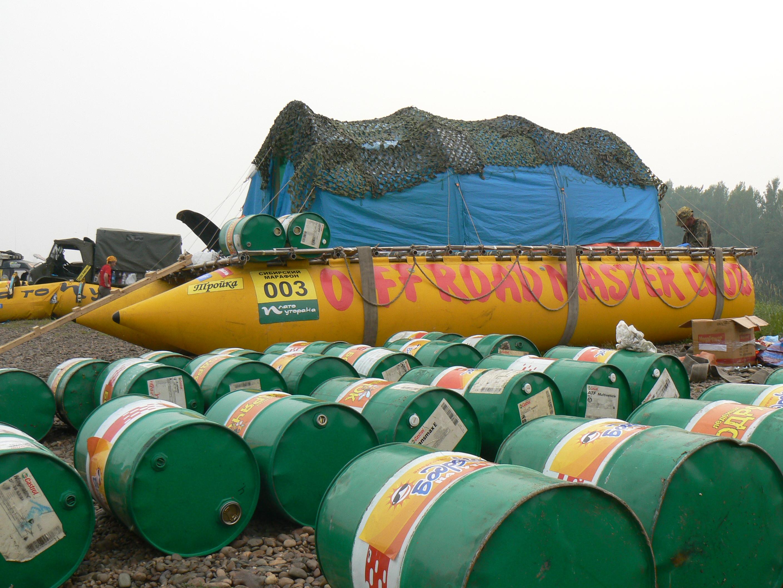 2,5 тоннами бензина запаслись в Норильске.